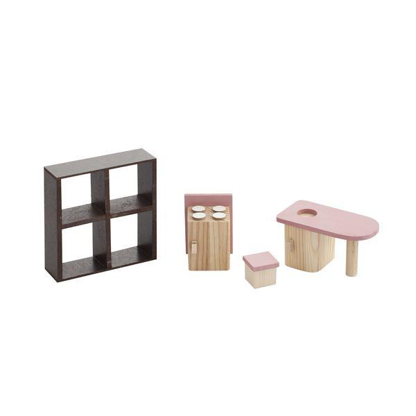 купить набор мебели Paremo для барби кухня в интернет магазине